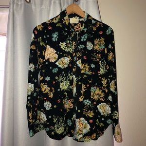 SALE! Maeve by Anthropologie blouse.